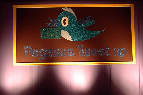 Jamaica Pegasus Tweetup