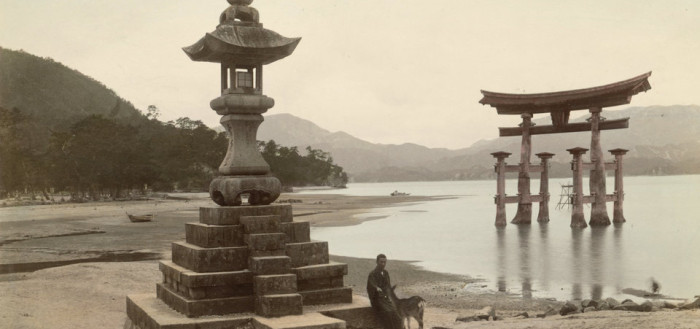 Pale Pink and Light Blue. Japanese Photography from the Meiji Period (1868-1912)