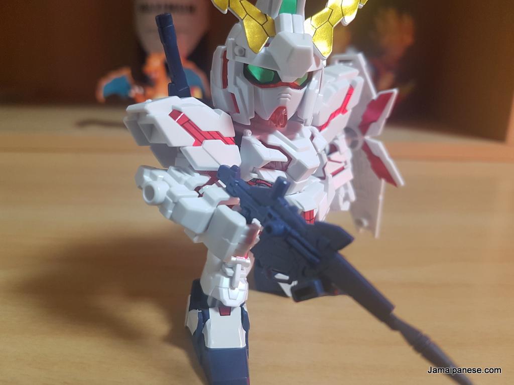 Chibi RX-0 Unicorn Gundam