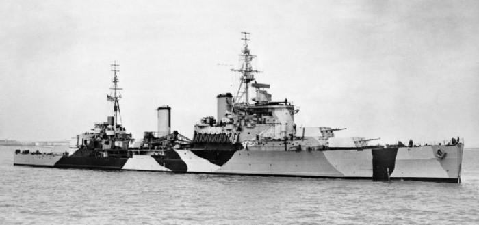 HMS Jamaica