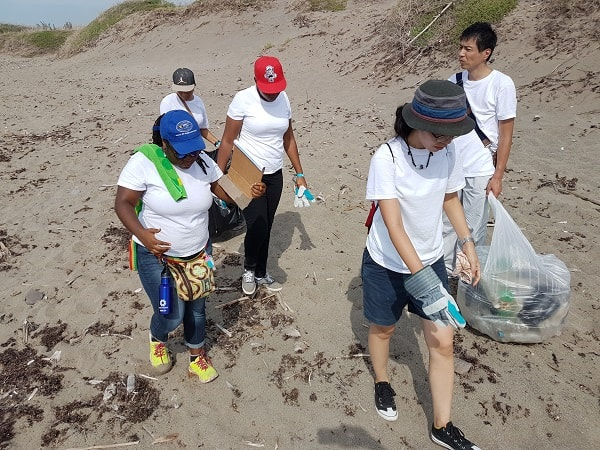international-coastal-cleanup-day-2016-jamaica