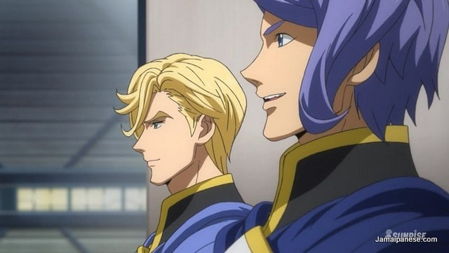 Mobile Suit Gundam Iron-Blooded Orphans 8