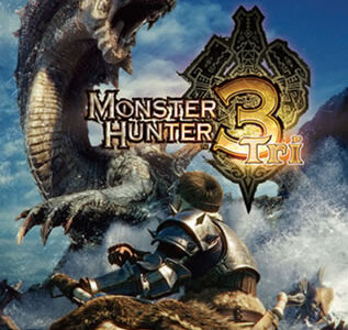 monster hunter tri nintendo wii