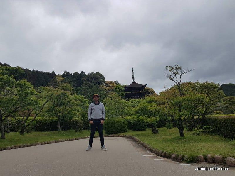 Rurikoji - Buddhist temple in Yamaguchi