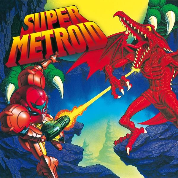 super metroid samus and ridley
