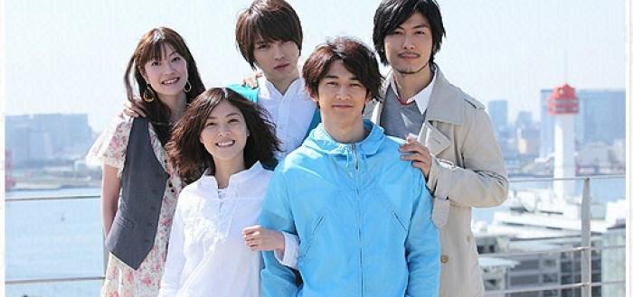 Sunao ni Narenakute cast
