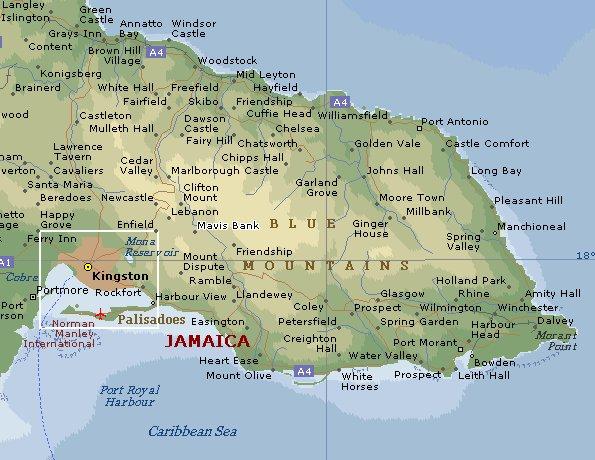 Im going to climb the Blue Mountains  Jamaipanese