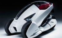Honda 3rc Concept Vehicle