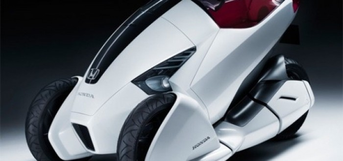 Honda 3rc Concept Vehicle