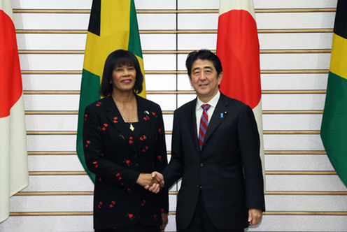 jamaica-japan-prime-ministers