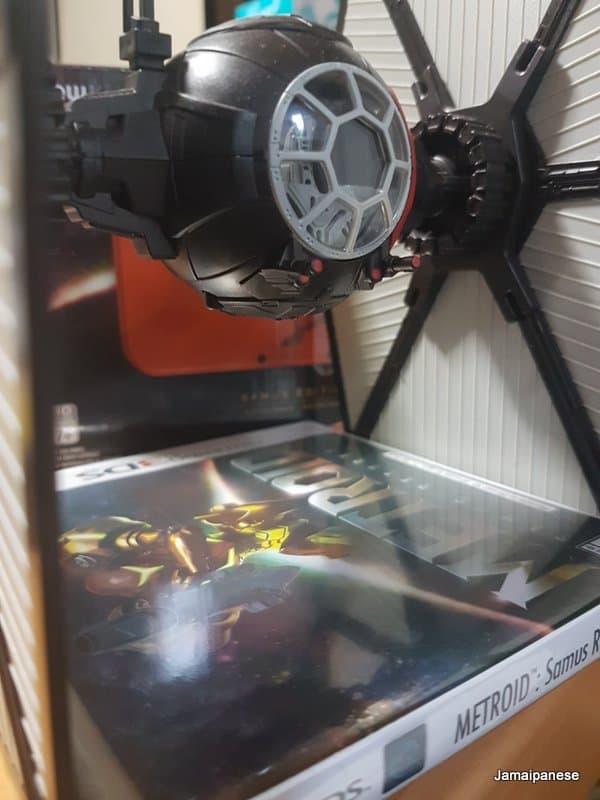 Metroid X Star Wars