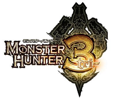 monster hunter tri logo