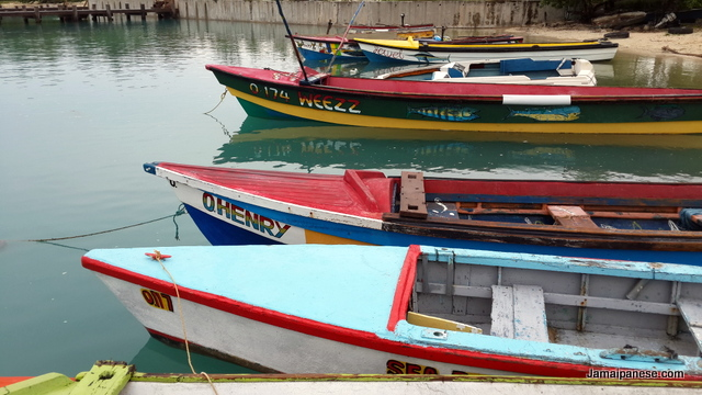 oracabessa-fishing-boats