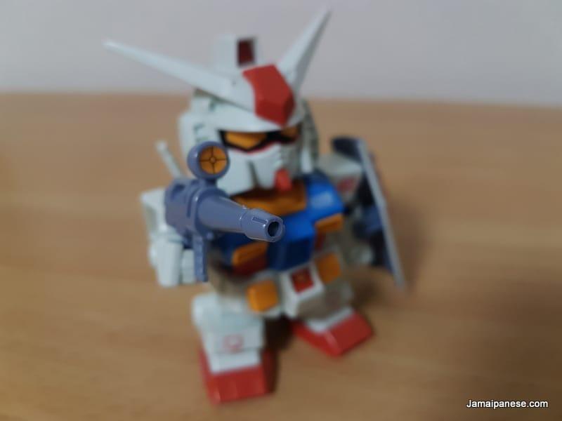 RX-78-2 Gundam rifle