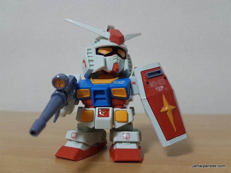 RX-78-2 Gundam chibi