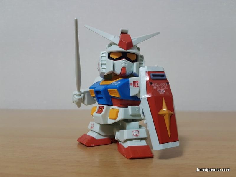 RX-78-2 Gundam Sword