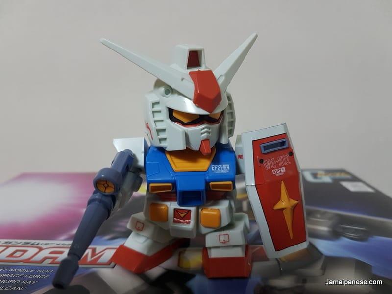RX-78-2 Gundam box