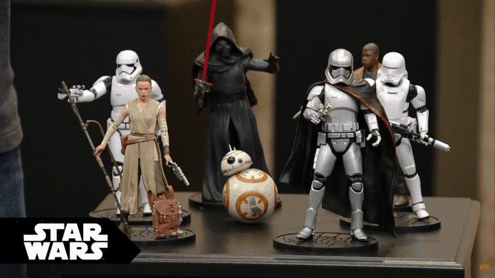 Elite Series Action Figures