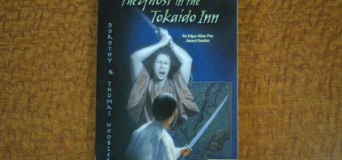 the ghost in the tokaido inn book cover
