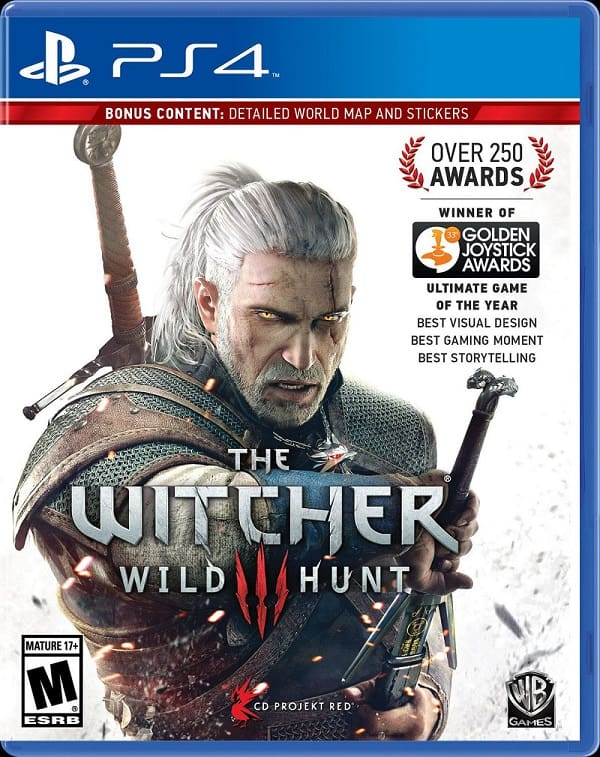 The Witcher 3 - PS4 - Toss a coin for your Witcher