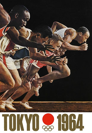 tokyo-olympics-1964-poster